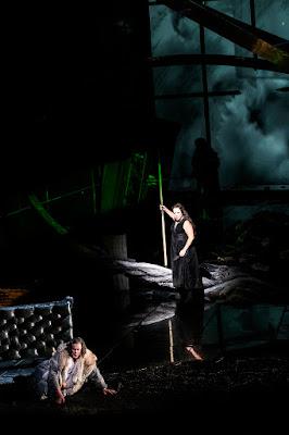 Wagner: Die Walküre - Stuart Skelton, Nina Stemme - The Royal Opera ©2018 ROH. Photograph by Bill Cooper
