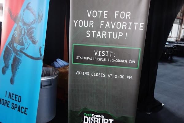 TechCrunch Disrupt SF