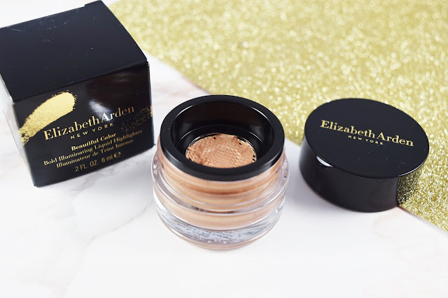 Elizabeth Arden Beautiful Colour Bold Illuminating Liquid Highlighter in Champagne