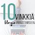 Oman blogin perustaminen - 10 vinkkiä