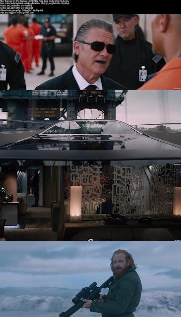 The Fate Of The Furious 2017 BRRip 720p Dual Audio Hindi