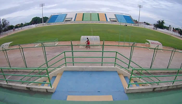 Estreia do Horizonte na Taça Fares Lopes contra o Icasa será no Presidente Vargas.