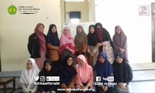 Departemen Tarbiyatul Mar'ah LEDMA Al-Farabi Adakan Fiqih Nisa' yang Kedua Kalinya