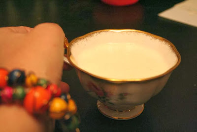Christmas traditions: eggnog and colours :: All Pretty Things