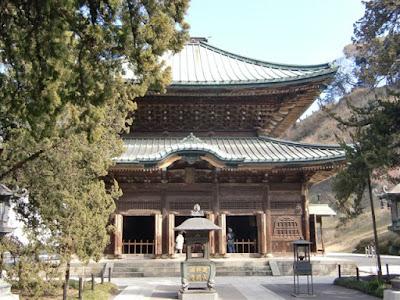 建長寺仏殿