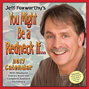 You Might Be A Redneck If.. 2017 Day-to-Day Calendar