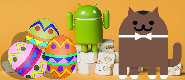 Cara membuka Easter Egg yang tersembunyi di Android