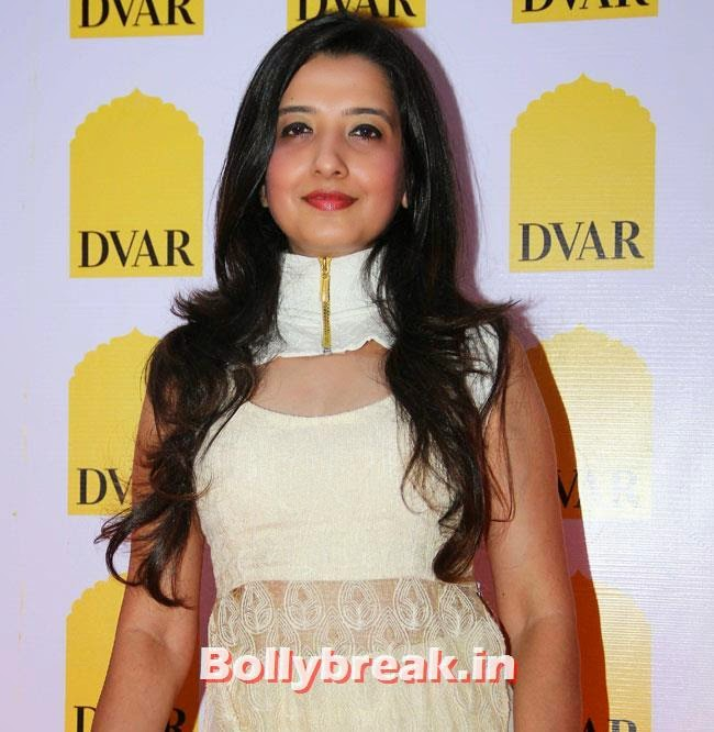 Amy Billimoria, Payal Rohatagi, Ragini Khanna at DVAR Luxury Store Launch