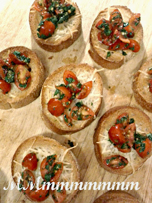 bruschetta bread recipe
