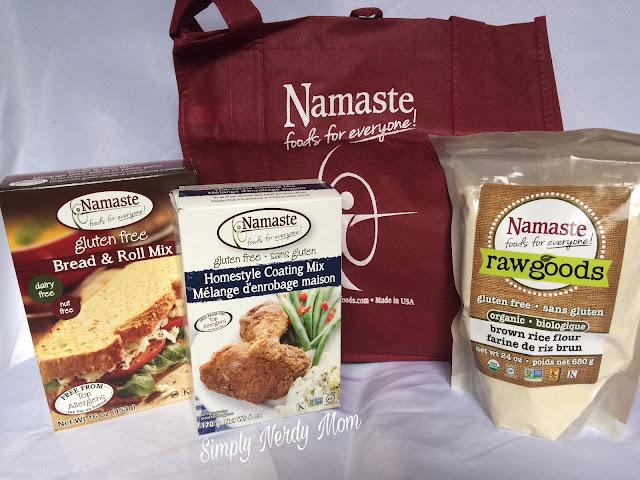 Namaste Gluten Free