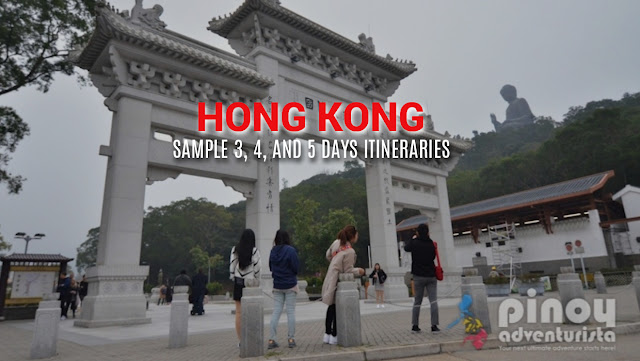 NEW UPDATED sample HONG KONG ITINERARY 3 days, 4 days, 5 days, and HONG KONG - MACAU ITINERARY HONG KONG TRAVEL GUIDE BLOG with hotel and tour recommendations, and breakdown of expenses to guide in in planning your trip for the first time