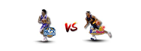 May 2: NLEX vs Rain or Shine, 7:00pm Ynares Center Antipolo