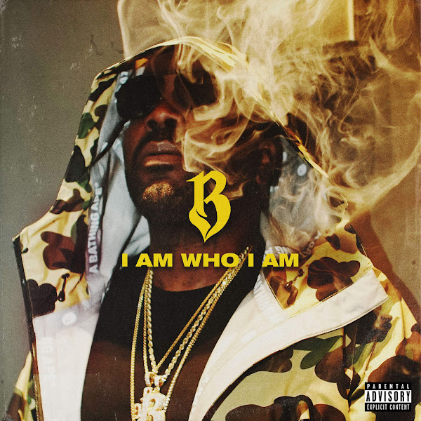 Baka Not Nice - I Am Who I Am - Single Cover