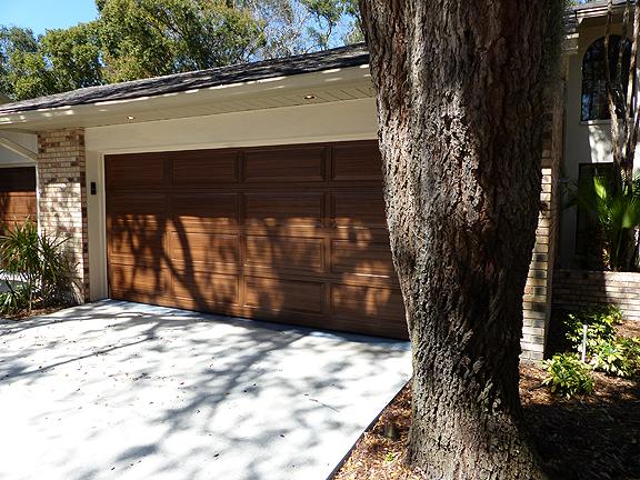 First Iu0027ll Show You The Garage Doors.