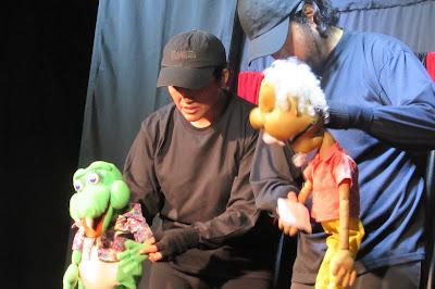 Luna Crearte teatro y títeres quinto festiencuentro con la infancia