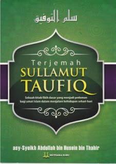 Terjemah Sullamut Taufiq