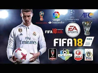 FTS Mod FIFA 18 Ultimate 2018 by Ikbal o-this