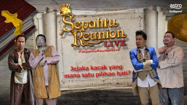 Tonton Sepahtu Reunion Live 2016 Full Episod Online