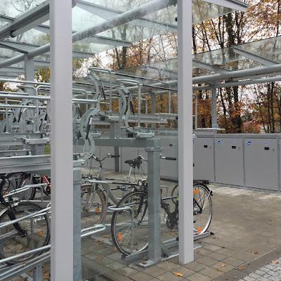 Fahrradständer Herrsching am Ammersee