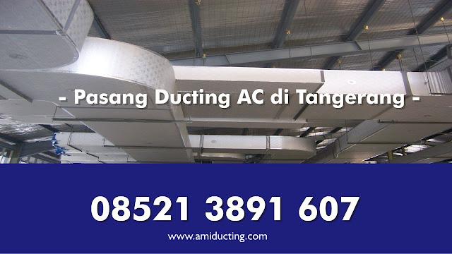 Jasa Pembuatan Ducting AC Tangerang
