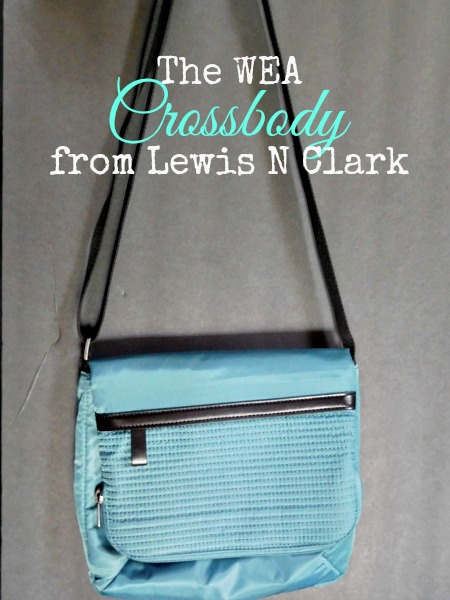 Review: WEA RFID-Blocking Mini Crossbody From Lewis N. Clark