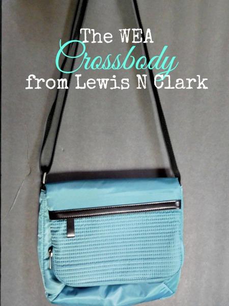Review: WEA RFID-Blocking Mini Crossbody From Lewis N. Clark