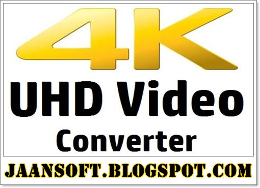 4K HD Video Converter 2022 Download For Windows