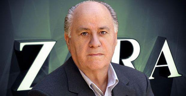 أمانسيو أورتيجا - Amancio Ortega