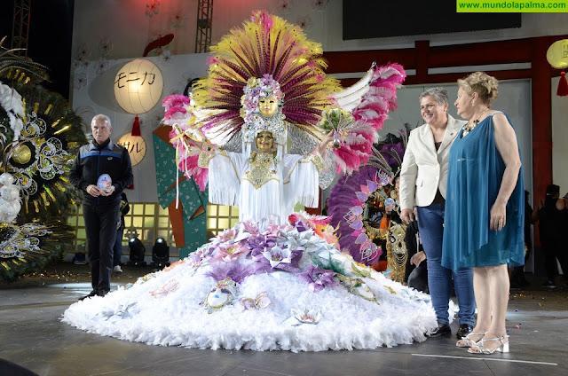 """""""Dilmun"""", fantasía ganadora de la Gala Gran Dama del Carnaval de Los Llanos"""