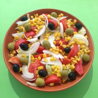 Salada de Tomate Especial