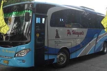 Harga Tiket Lebaran 2017 Bus Haryanto