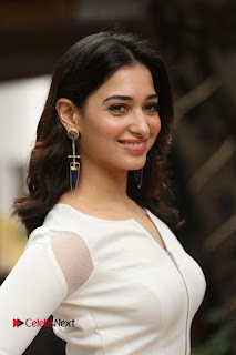 Actress Tamannaah Pictures at Abhinetri Movie Interview 0012.JPG