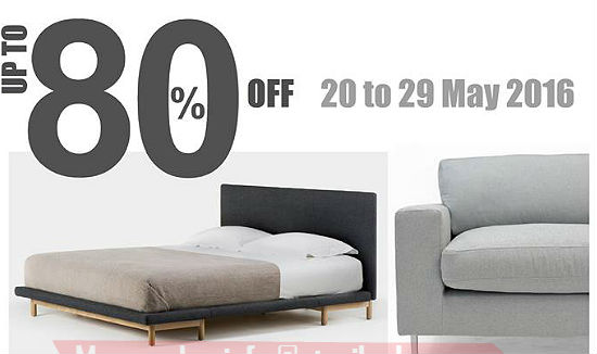 Branded Mattress & Sofa Warehouse SALE 20 to 29 May 2016