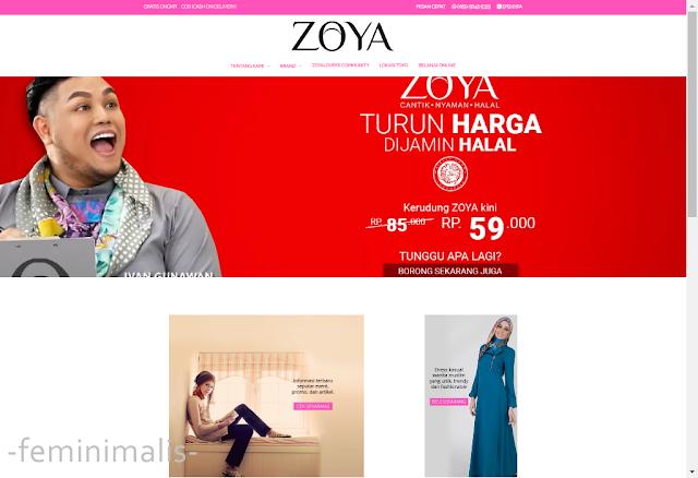 Zoya-Feminimalis