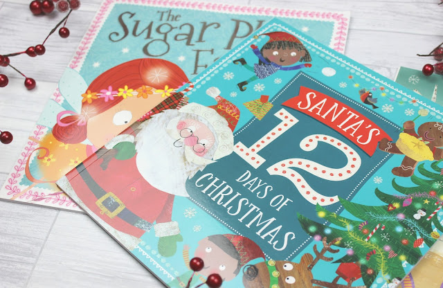 A review of Christmas Books for Toddlers