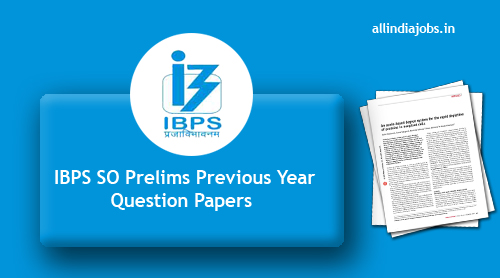 Ibps Model Papers With Solutions Pdf