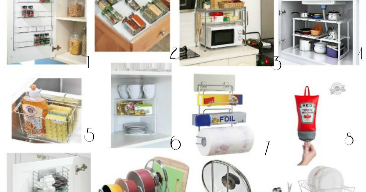 Dispensa Fai Da Te Cucina.12 Organizer Per Tenere In Ordine Cucina E Dispensa Donneinpink