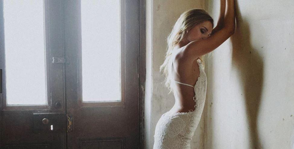 AUSTRALIAN BOHEMIAN WEDDING GOWN DESIGNER SYDNEY