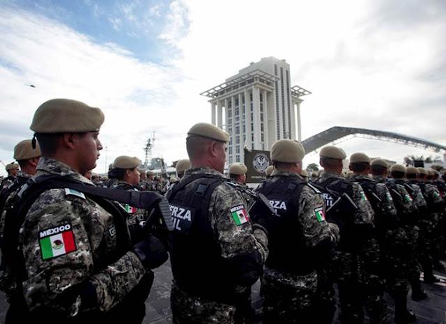 """Escuadron de Policias de Elite de Javier Duarte a cargo de """"El Capitan Tormenta"""" decía que perseguía a Zetas y levantaba civiles"""