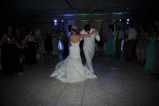 dancing at Fern Hill Golf Course