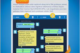 Kesulitan Registrasi Kartu Prabayar Ponsel GSM Atau CDMA?