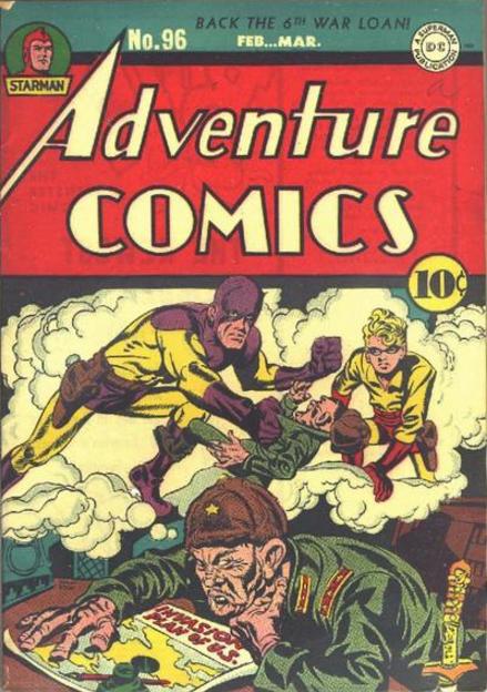 Kirby Adventure Comics
