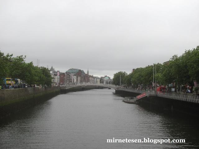 Дублин - мосты