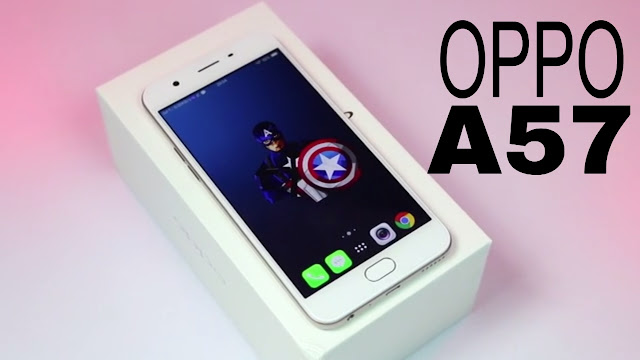 Review OPPO A57