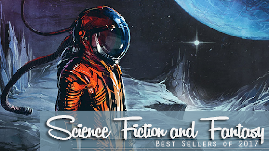 Top 5 Science Fiction and Fantasy of 2017