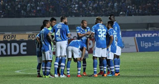 Lawan Madura United, Persib Masih Bisa Diperkuat Duet Striker Ezechiel-Bauman