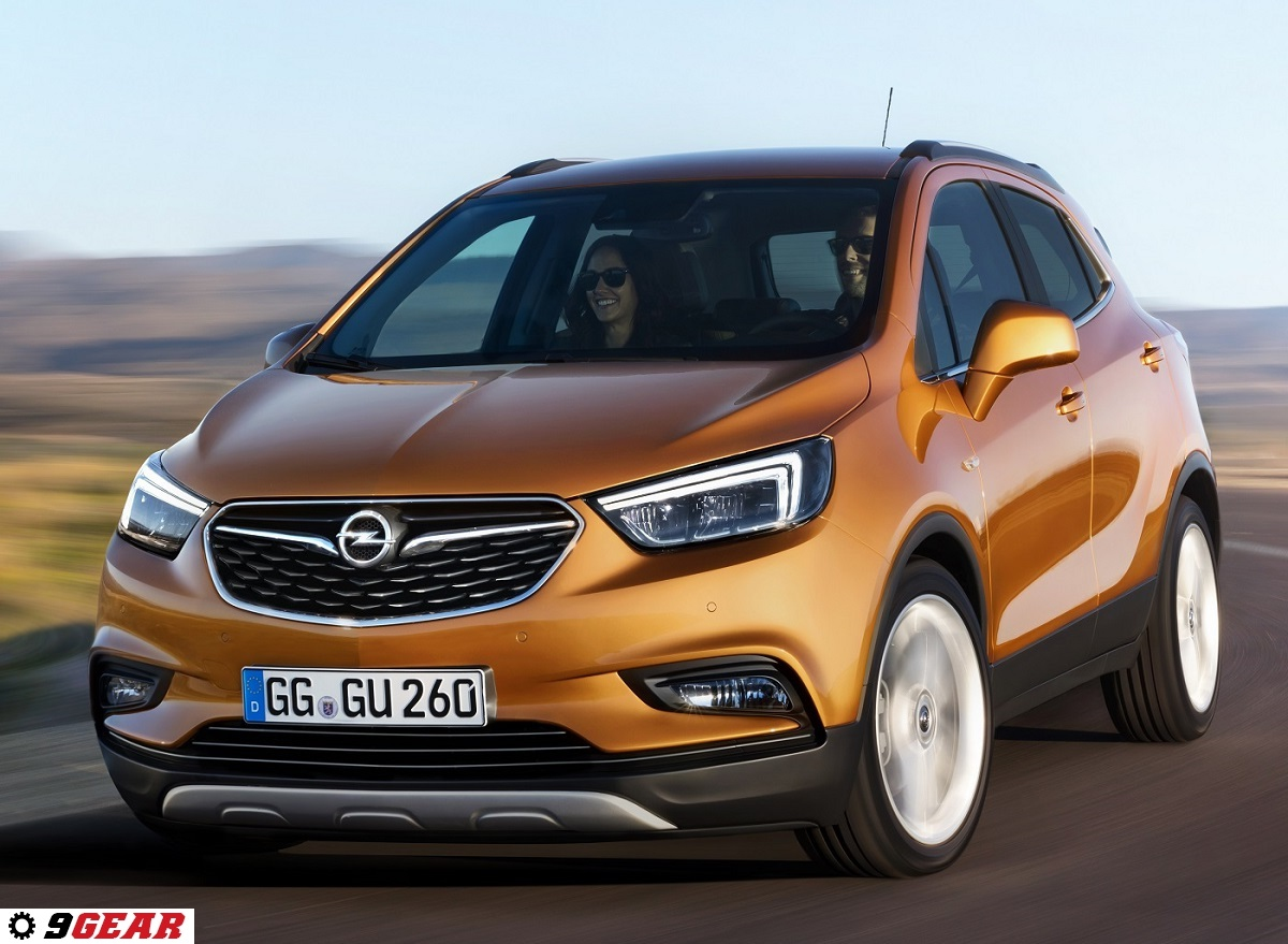the new opel mokka x even more adventurous car reviews new car pictures for 2018 2019. Black Bedroom Furniture Sets. Home Design Ideas