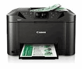 Canon Maxify MB5120 Driver Download ( small Wireless Office all-in-One Printer)