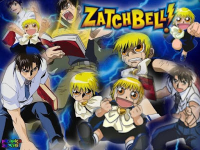 Ver Zatch Bell! Online