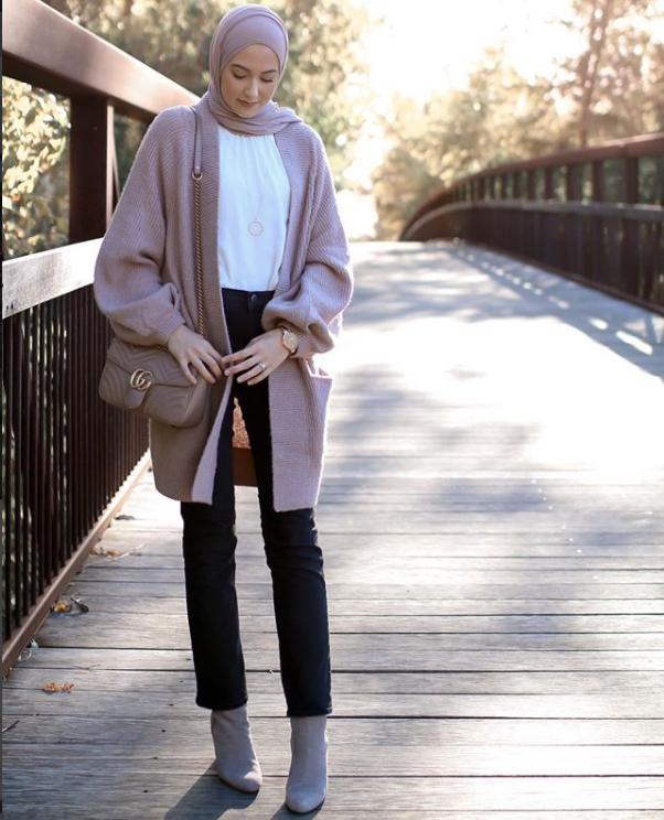 5 Nouveaux Mod Les De Hijab Chic Style 2018 2019 Hijab